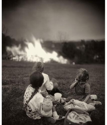 Marzo. «Pícnic», de Sally Mann.